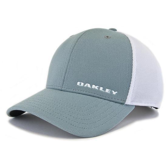 Oakley Men's Silicon Bark Trucker 4.0 Hat