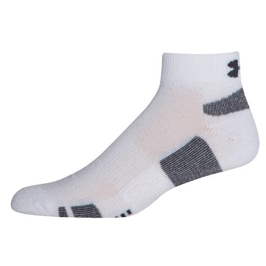 Under Armour Men's Low Cut 3-Pack Socks