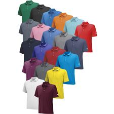 Adidas Men's ClimaLite Solid Jersey Polo