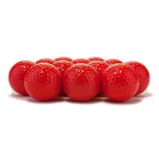 Blank Colored Golf Balls