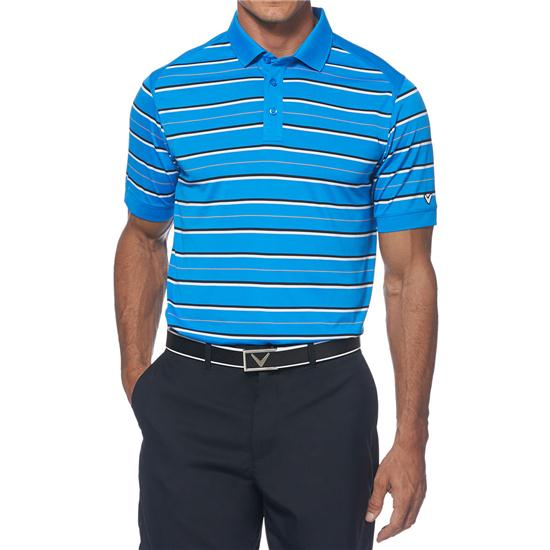Callaway Golf Men's Bit Stripe Polo