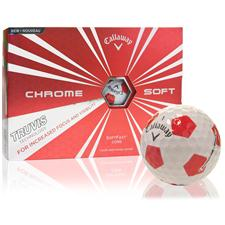 Callaway Golf Chrome Soft Truvis Golf Balls - Prior Generation