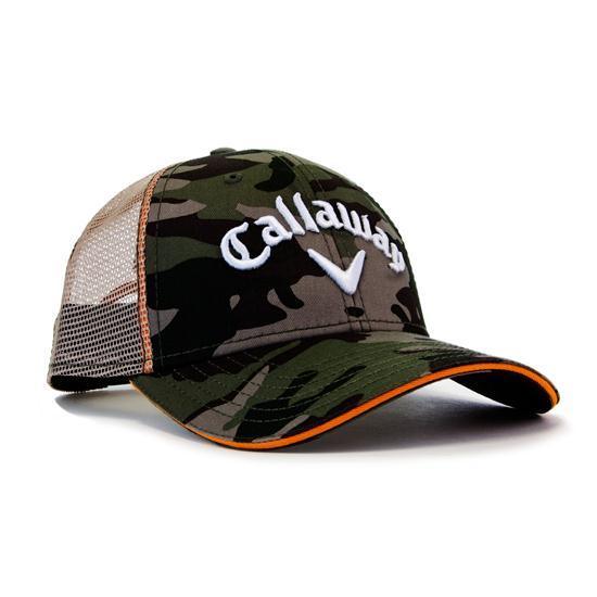Callaway Golf Men S Structured X2 Hot Adjustable Mesh Hat
