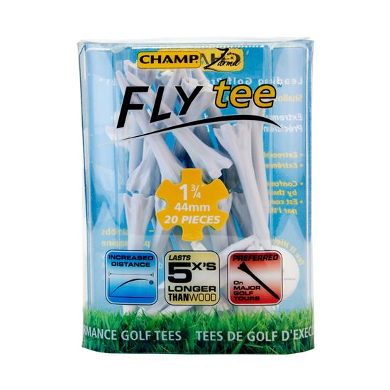 Champ Golf Zarma FLYtee - 1 3/4 Inch - 20 Ct