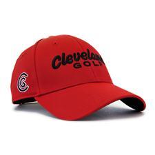 Cleveland Golf Men's CG Sport Cap - Red