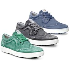 Ecco Golf Men's Casual Hybrid Retro Golf Shoes