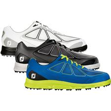 FootJoy Men's FJ Superlites Spikeless Golf Shoes