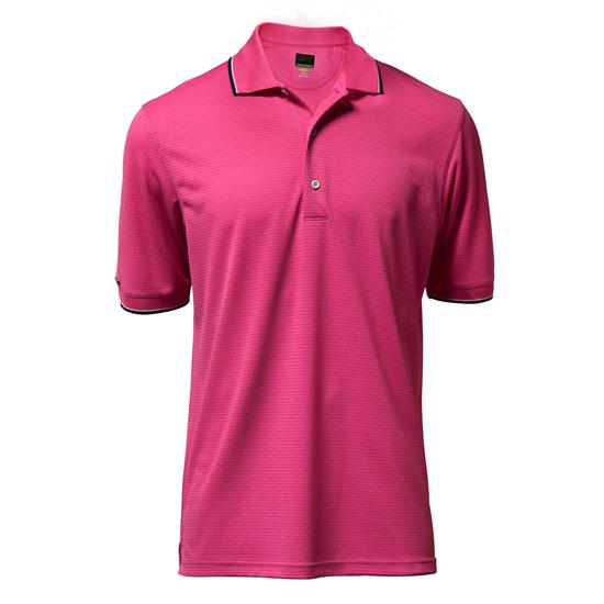 Greg Norman Men's Nordic Solid Polo