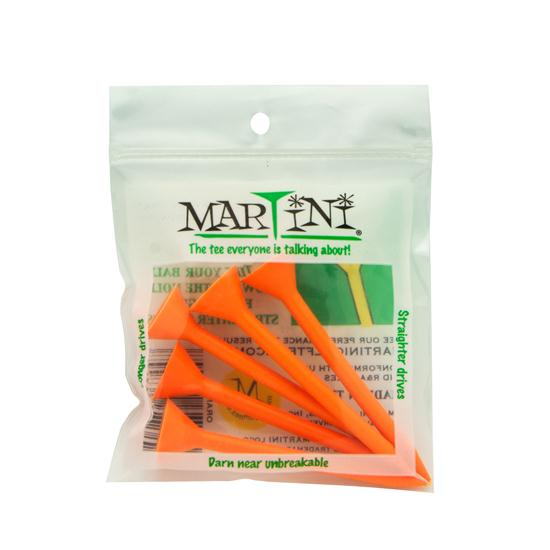 Martini Golf Tees - 3 1/4 Inch - 5 CT