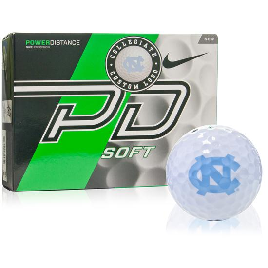Nike Collegiate Power Distance Soft Golf Balls