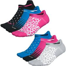 Nike Dri-Fit 3-Pair No-Show Socks for Women