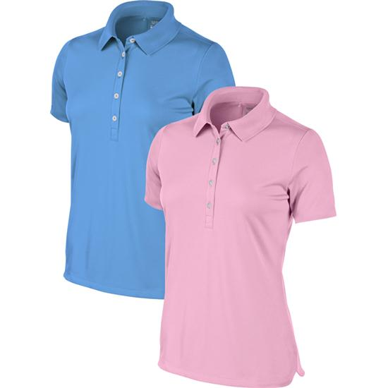 Nike dri fit victory fashion polo for women for Nike dri fit victory golf shirts