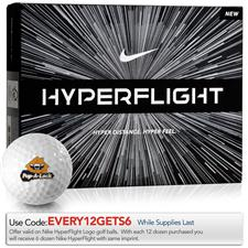 Nike Hyperflight Custom Logo Golf Balls