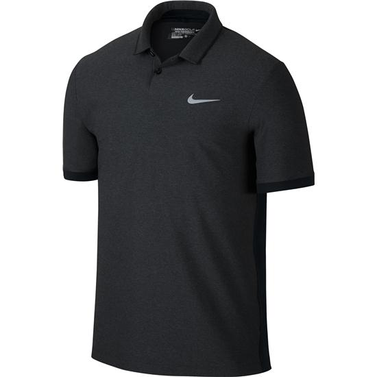Nike Men's Mobility Woven Polo Manufacturer Closeout