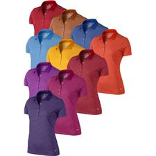 Nike Custom Logo Tech Stripe Fashion Polo for Women