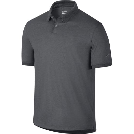 Nike Men's Transition Heather Polo Manufacturer Closeout