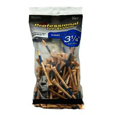 Pride Sports Prolength Plus 3 1/4 Inch Golf Tees - 75 CT