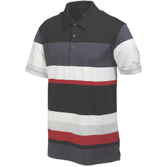 Puma Men's Road Map Cresting Polo