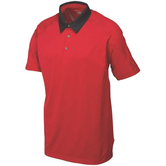 Puma Men's Titan Tour Cresting Polo