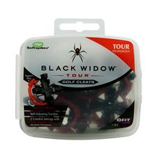 Softspikes Black Widow Tour Q-Fit Golf Spikes