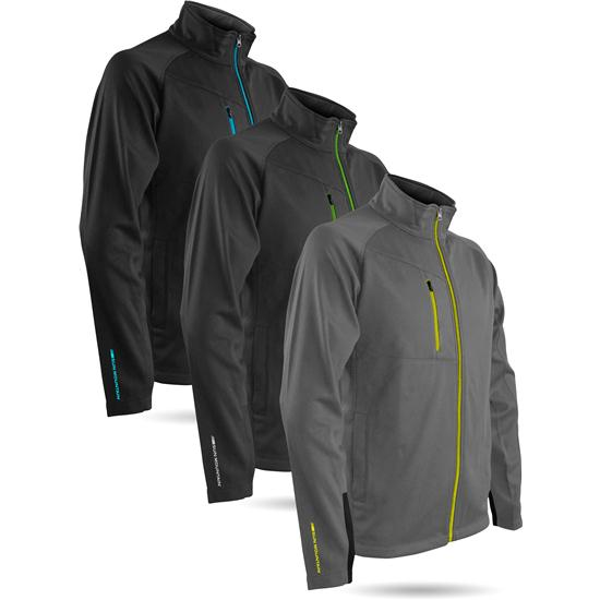 Sun Mountain Men's Isotherm Wind Jacket