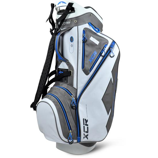 Sun Mountain XCR Cart Bag - 2017 Model