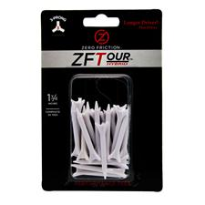 Zero Friction 1-3/4 Inch Hybrid Tees - 20 Count