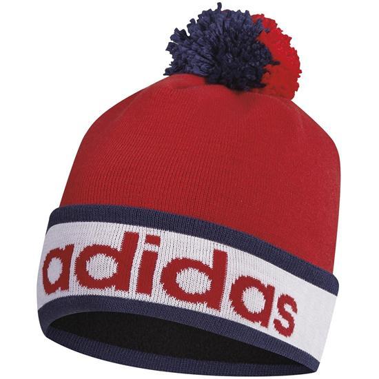 Adidas Men's Climawarm Pom Pom Beanie