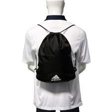 Adidas Drawstring Black-White Tote