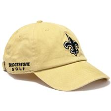 Bridgestone New Orleans Saints NFL Relaxed Fit Hat