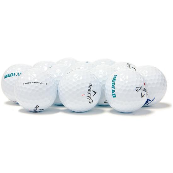 Callaway Golf Prior Generation Chrome Soft Golf Balls
