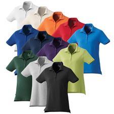 Elevate Custom Logo Westlake Basic Cotton Polo for Women
