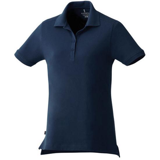 Elevate Westlake Basic Cotton Polo for Women