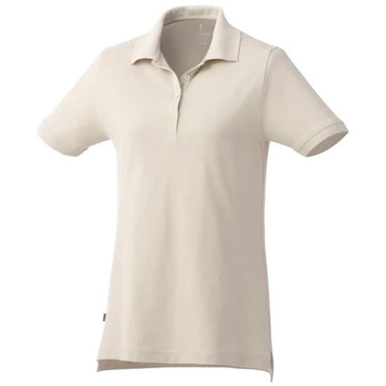 Elevate Westlake Basic Cotton Polo for Women