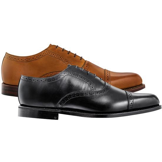 FootJoy Men's FJ Cap Toe Dress Golf Shoe
