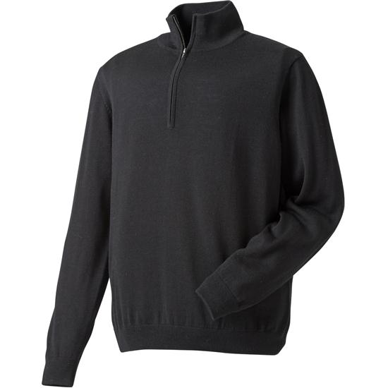 FootJoy Men's Performance Half-Zip Sweater Pullover