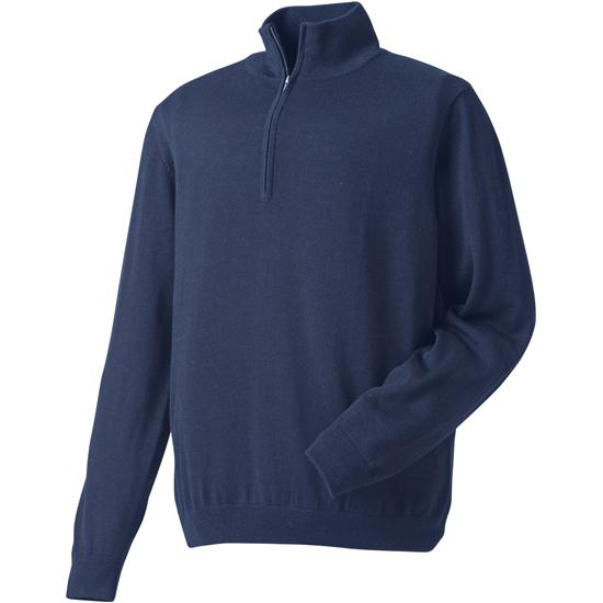 FootJoy Men's Performance Half-Zip Sweater Pullover