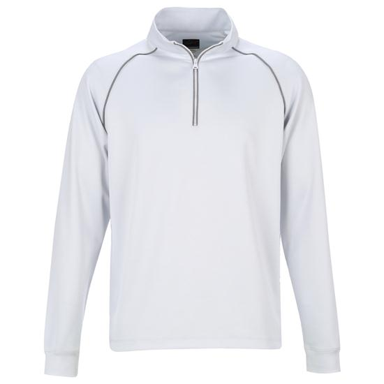 Greg Norman Men's Weatherknit 1/4-Zip Pullover