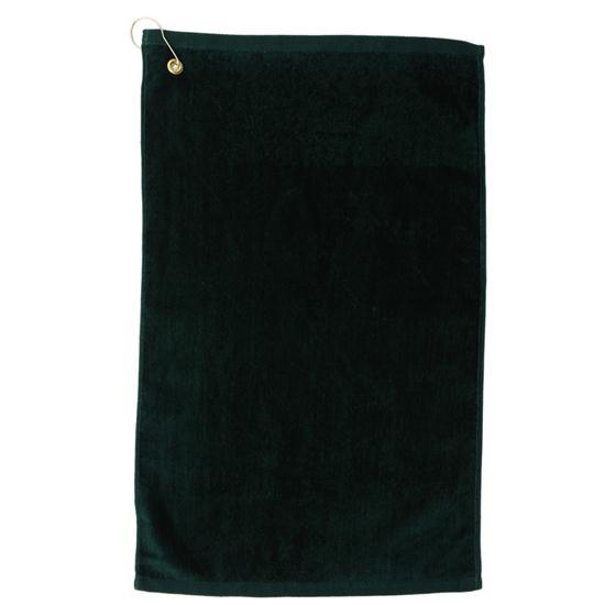 Logo Golf Screen Printed Midweight Golf Towels