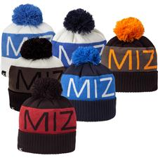 Mizuno Men's Branded Bobble Beanie