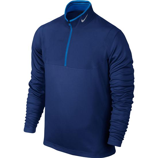 Nike Men's Dri-Fit 1/2-Zip Top Manufacturer Closeout