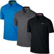 Nike Men's Mobility Camo Jacquard Polo Manufactuer Closeout
