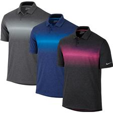 Nike Men's Transition Print Polo Manufacturer Closeout