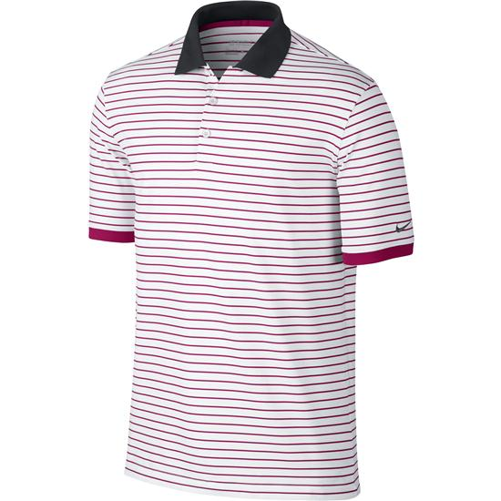 Nike Men's Transition UV Stripe Polo Manufacturer Closeout