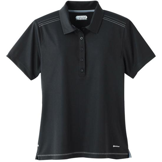 OnTour Dunlay Performance Polo for Women