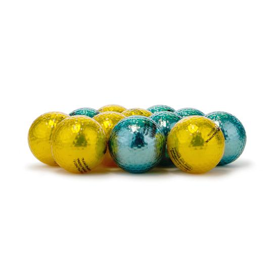 Chromax Metallic I Logo Overrun Golf Balls