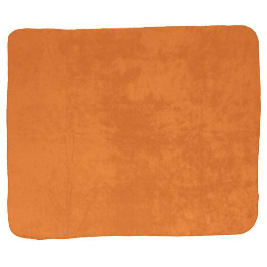 Custom Logo Lightweight Fleece Blanket