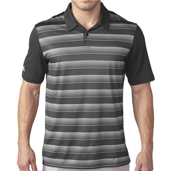 Adidas Men's Block Stripe Polo
