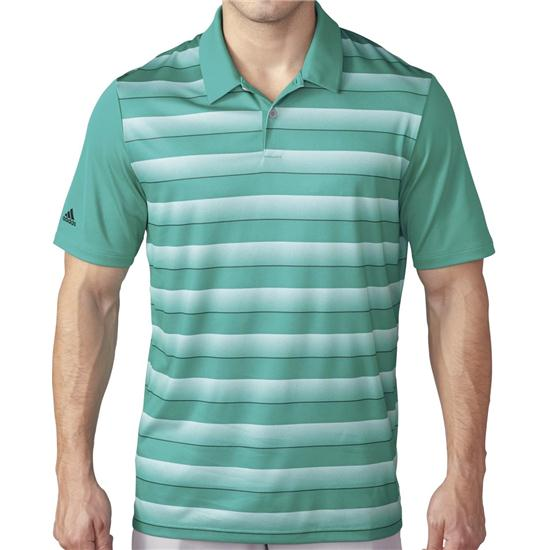 Adidas Men's Block Stripe Polo