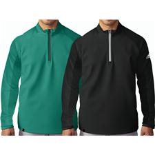 Adidas Men's ClimaCool Competition 1/4 Zip Layering Top